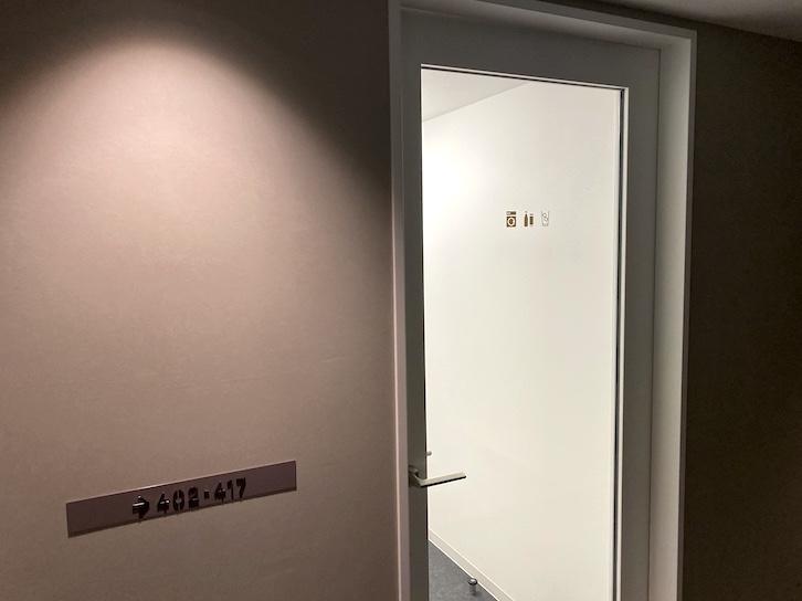 HAMACHO HOTEL(浜町ホテル)の共用施設:エントランス