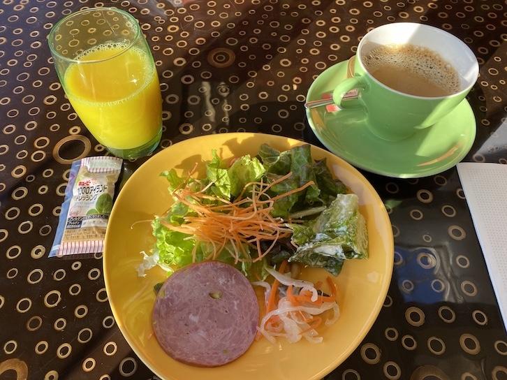 シェラトングランデ東京ベイ「グランカフェ」:朝食ビュッフェ(1)