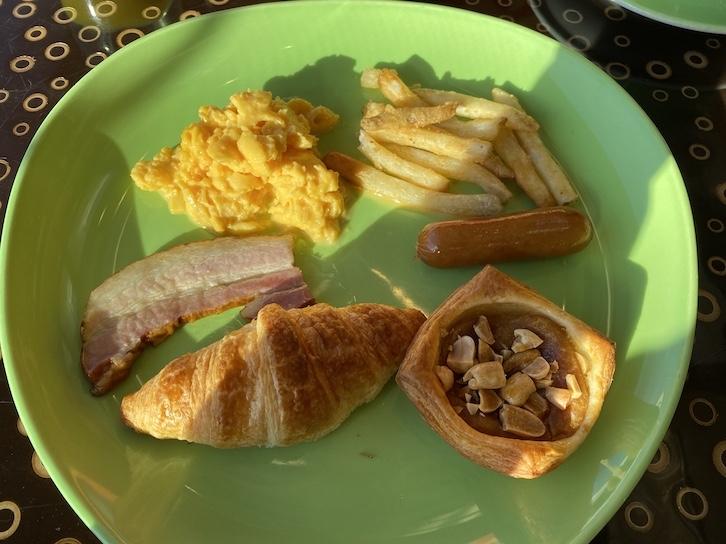シェラトングランデ東京ベイ「グランカフェ」:朝食ビュッフェ(2)