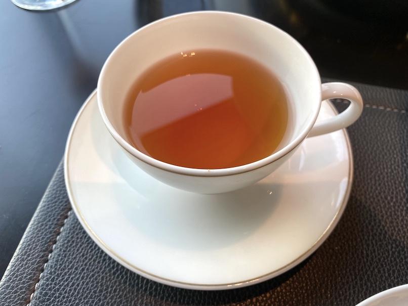 ザ・ペニンシュラ東京「アフタヌーンティー」:ドリンク(紅茶)