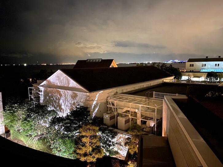 シェラトングランデ東京ベイ「和室スイーツ」:眺望(夜景)