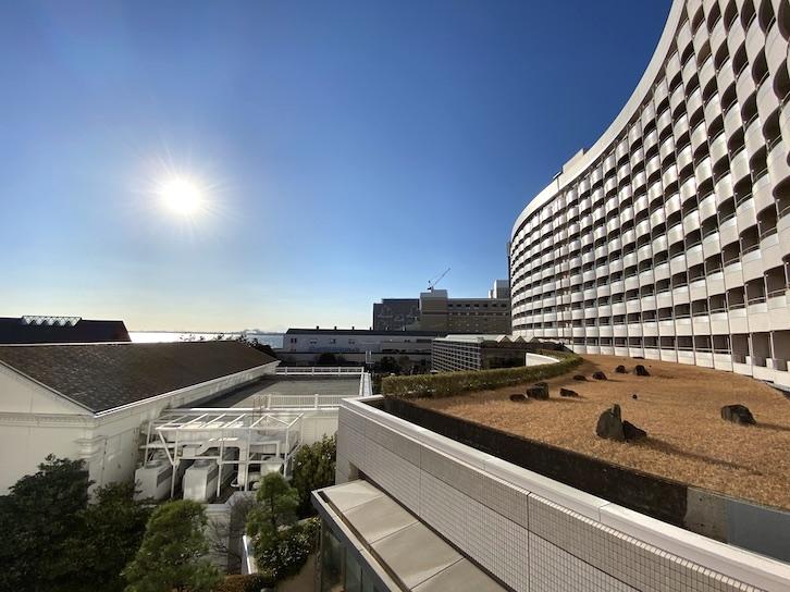 シェラトングランデ東京ベイの外観