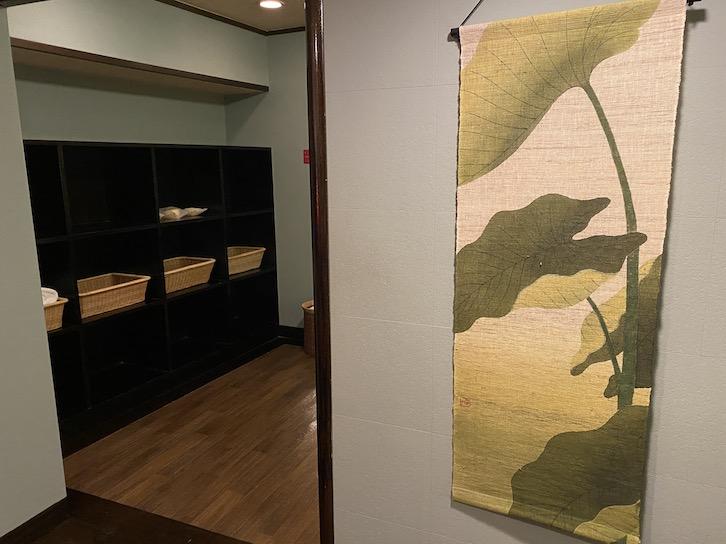 シェラトングランデ東京ベイ「ゆう裕」:ホワイエ