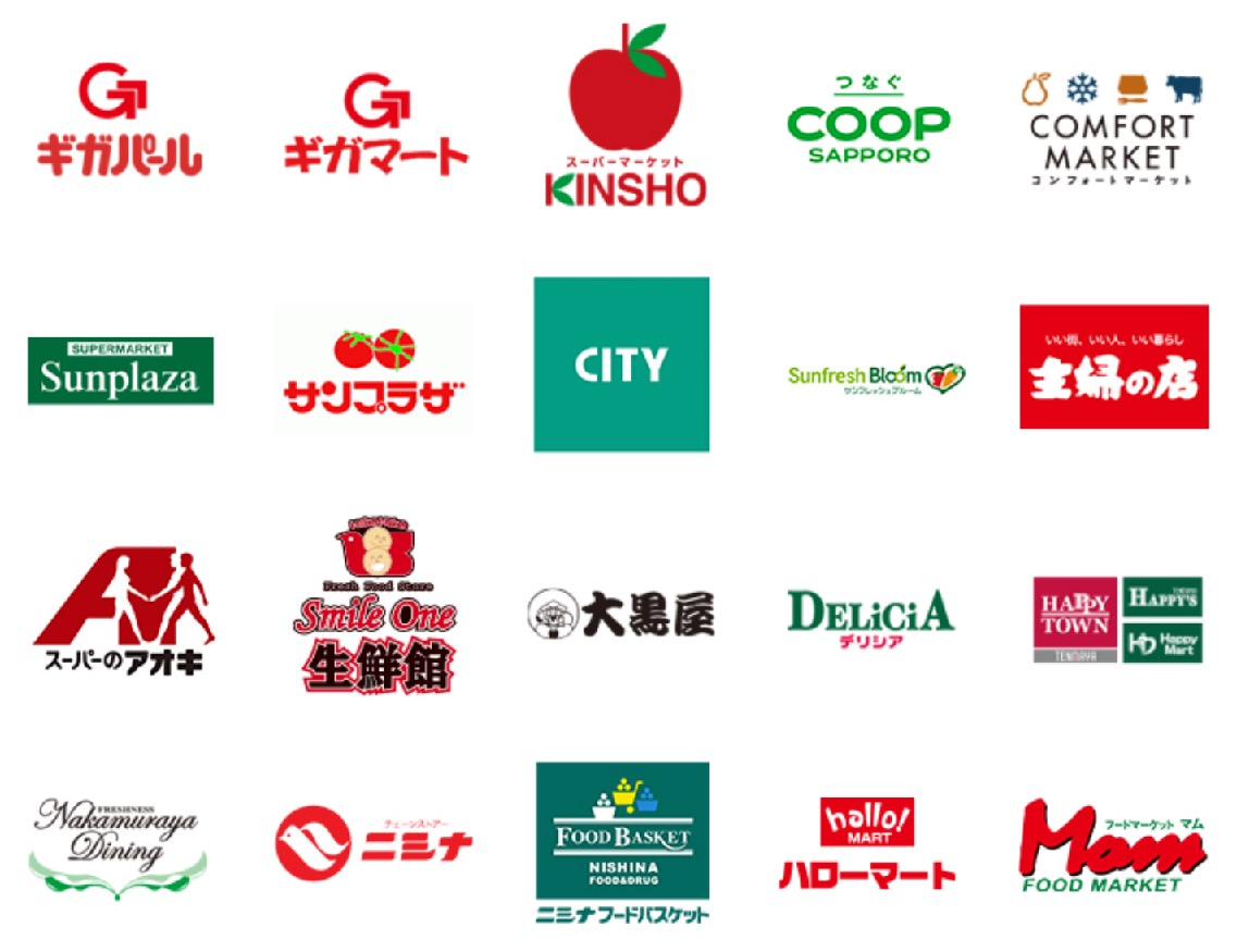 au Payの20%還元キャンペーン:スーパーマーケットの対象店舗(2)
