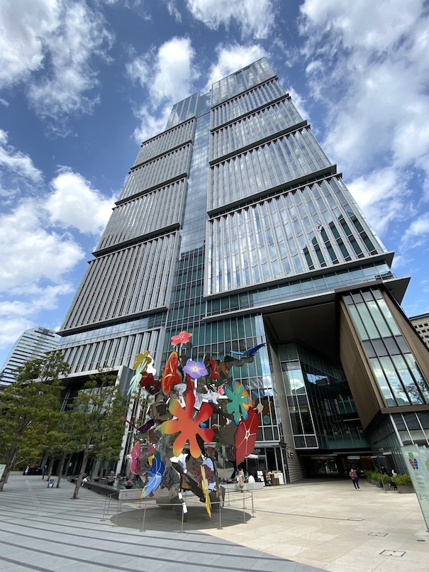 ザ・プリンスギャラリー 東京紀尾井町:外観(ビルの全体像)