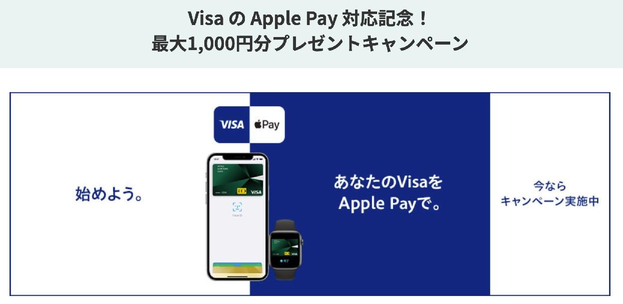 三井住友カードがVISAタッチで15%還元キャンペーン実施中(Top画像)