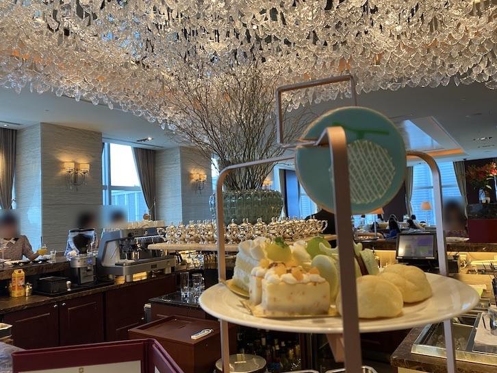 シャングリ・ラ ホテル東京のアフタヌーンティーをブログレポート