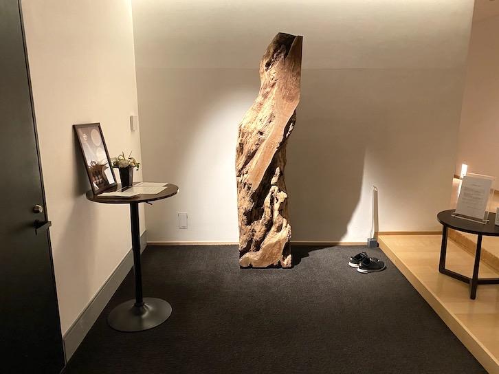 旧軽井沢KIKYOキュリオ・コレクションbyヒルトン:大浴場(エントランス)
