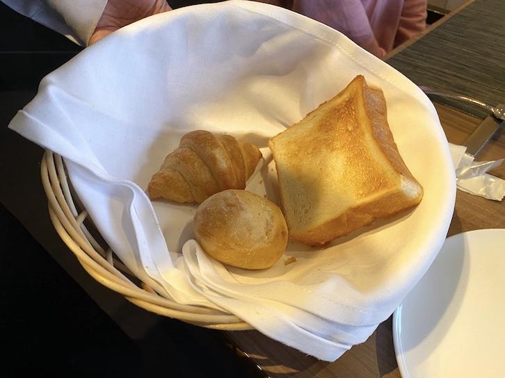 旧軽井沢KIKYOキュリオ・コレクションbyヒルトンの朝食:洋食1