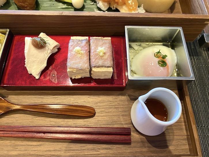 旧軽井沢KIKYOキュリオ・コレクションbyヒルトンの朝食:和テイスト2