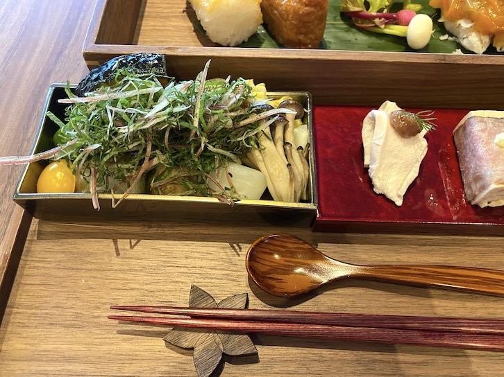 旧軽井沢KIKYOキュリオ・コレクションbyヒルトンの朝食:和テイスト1