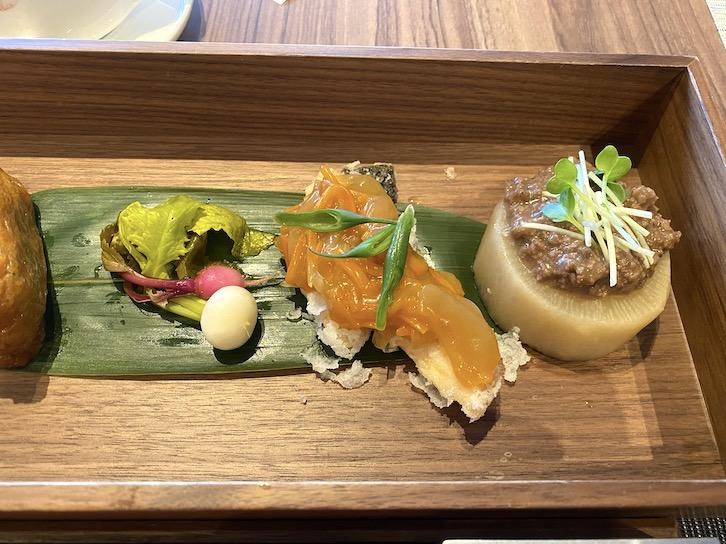 旧軽井沢KIKYOキュリオ・コレクションbyヒルトンの朝食:和テイスト3