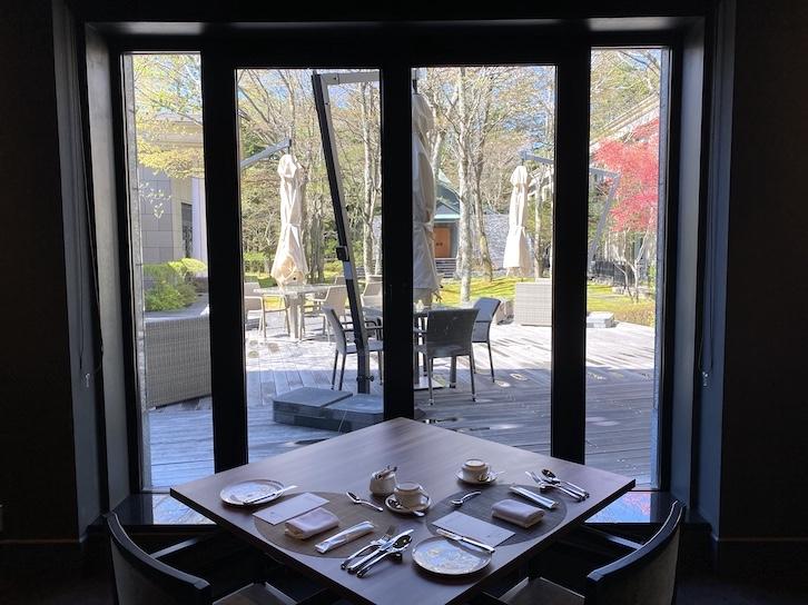 旧軽井沢KIKYOキュリオ・コレクションbyヒルトンの朝食をブログレポート(Top画像)