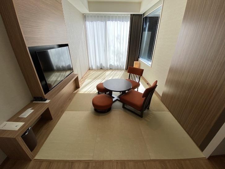 軽井沢マリオットホテル:客室(和室)