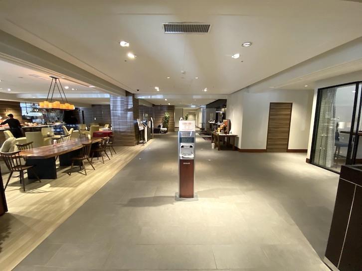 軽井沢マリオットホテル:ロビー(メインウィング)