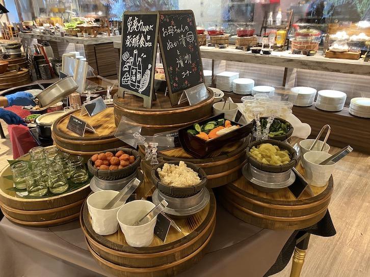 軽井沢マリオットホテルの朝食をブログレポート(Top画像)