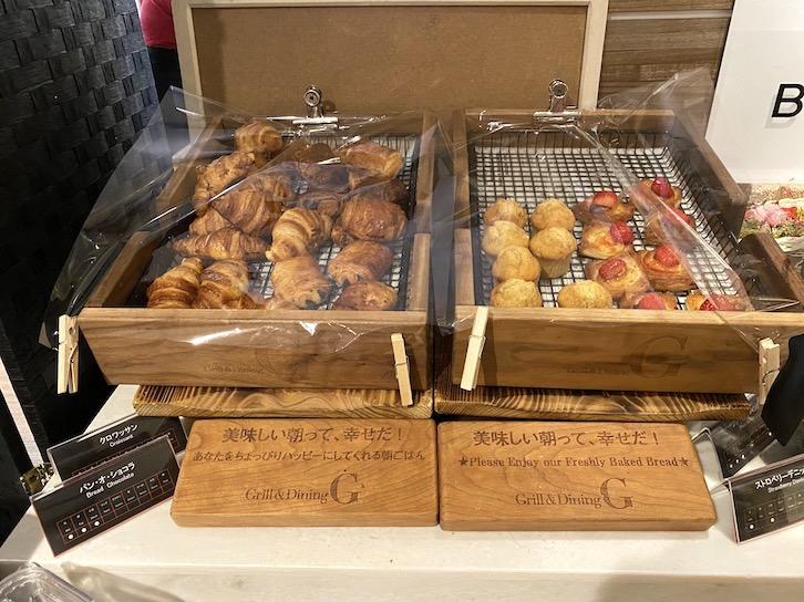 軽井沢マリオットホテルの朝食:ビュッフェの提供内容(フード13)