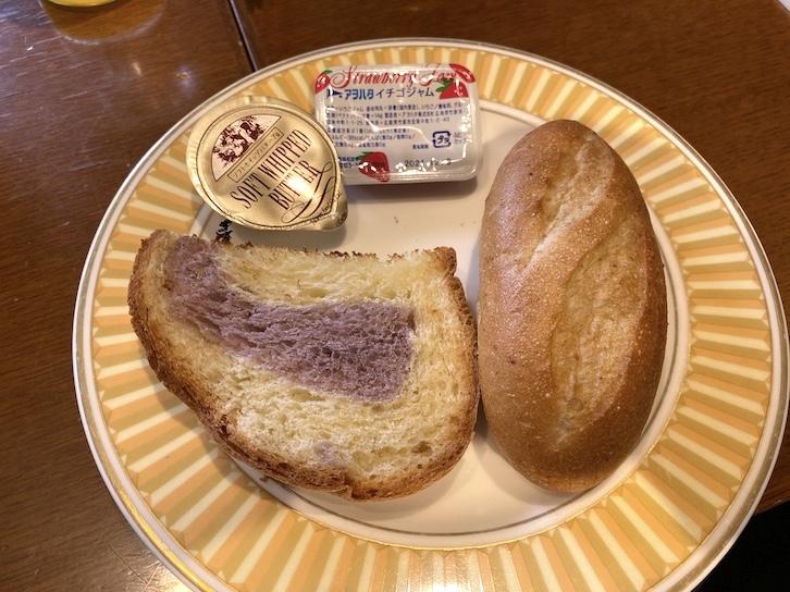 軽井沢マリオットホテルの朝食:ビュッフェでいただいたもの(4)