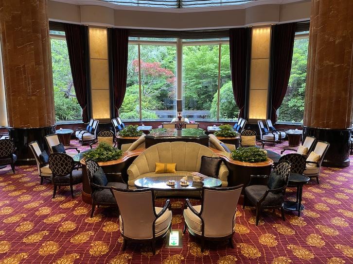 ウェスティンホテル東京のアフタヌーンティーをブログレポート(Top画像)