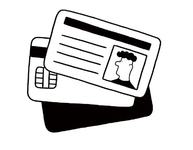 みんなの銀行:本人確認書類