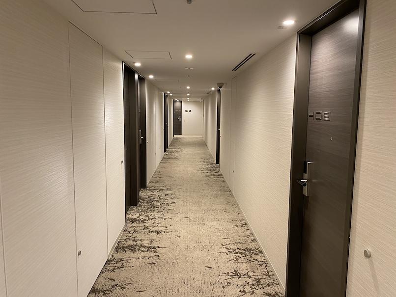 レムプラス銀座:内廊下(2)
