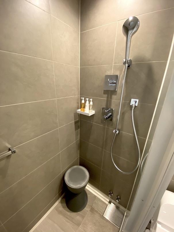 レムプラス銀座の客室:シャワーブース