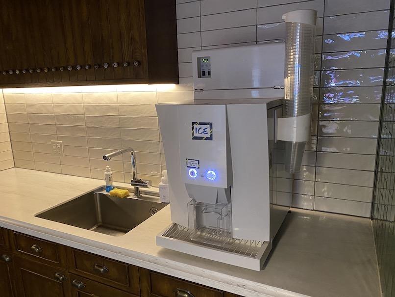 ザロイヤルパークキャンバス銀座8の供用施設:製氷機