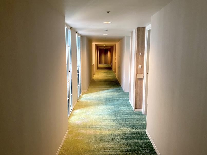 グランドニッコー東京ベイ舞浜 :内廊下(11階)