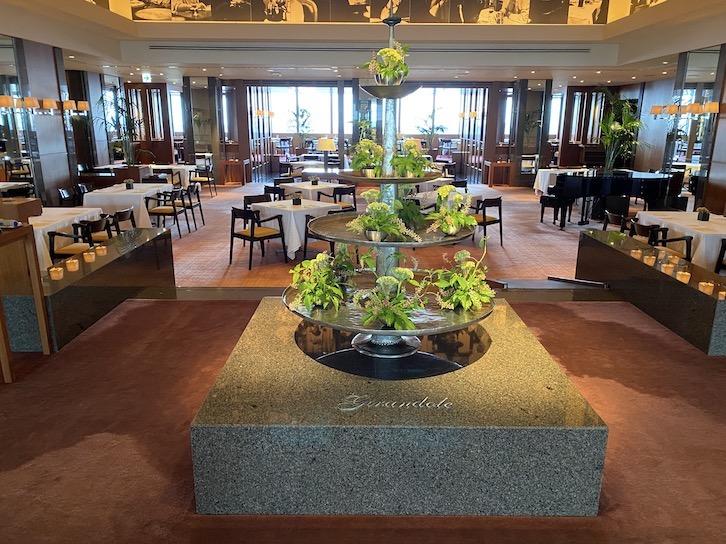 パークハイアット東京の朝食をブログレポート(Top画像)