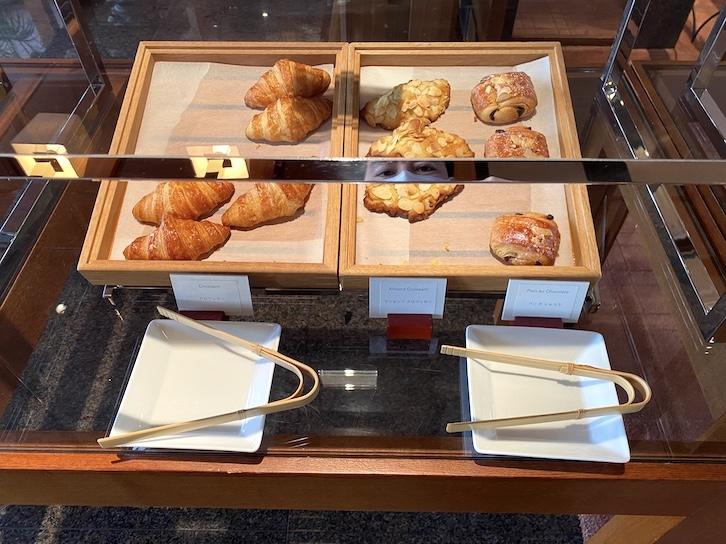 パークハイアット東京の朝食:ビュッフェ(パン3)
