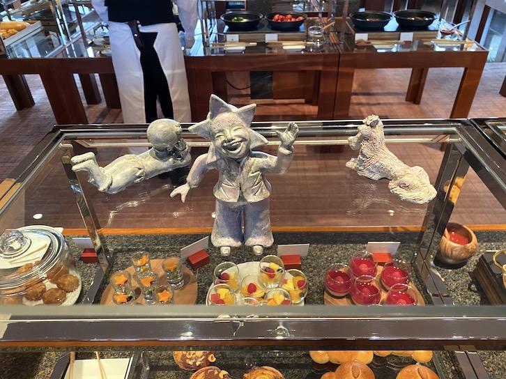 パークハイアット東京の朝食:ビュッフェ(キッズミール2)
