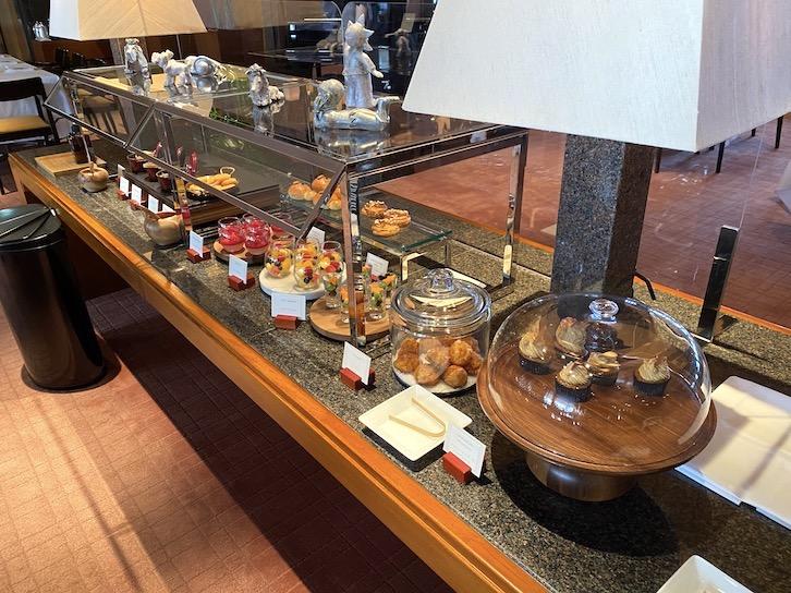 パークハイアット東京の朝食:ビュッフェ(キッズミール1)