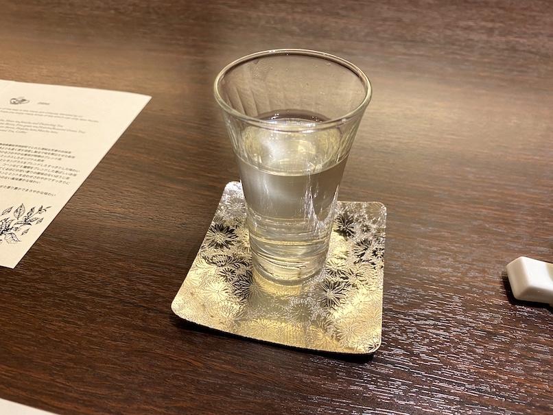 コートヤード・マリオット銀座東武ホテルのアフタヌーンティー:一番だし