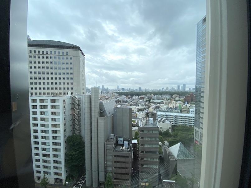 キンプトン新宿東京 客室:眺望