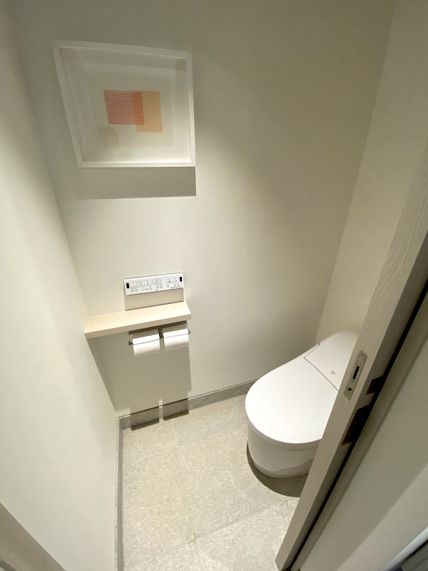 キンプトン新宿東京 客室:バスルーム(トイレ)