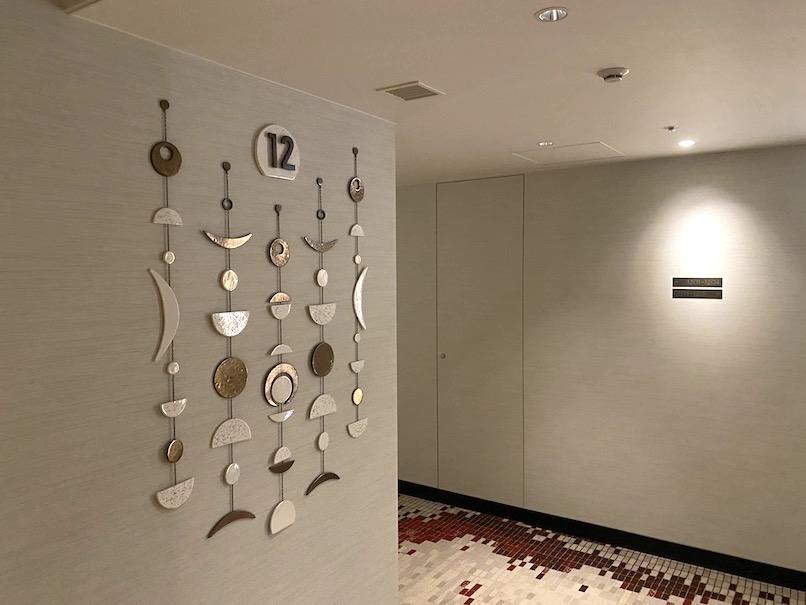 キンプトン新宿東京:客室フロア(12階)