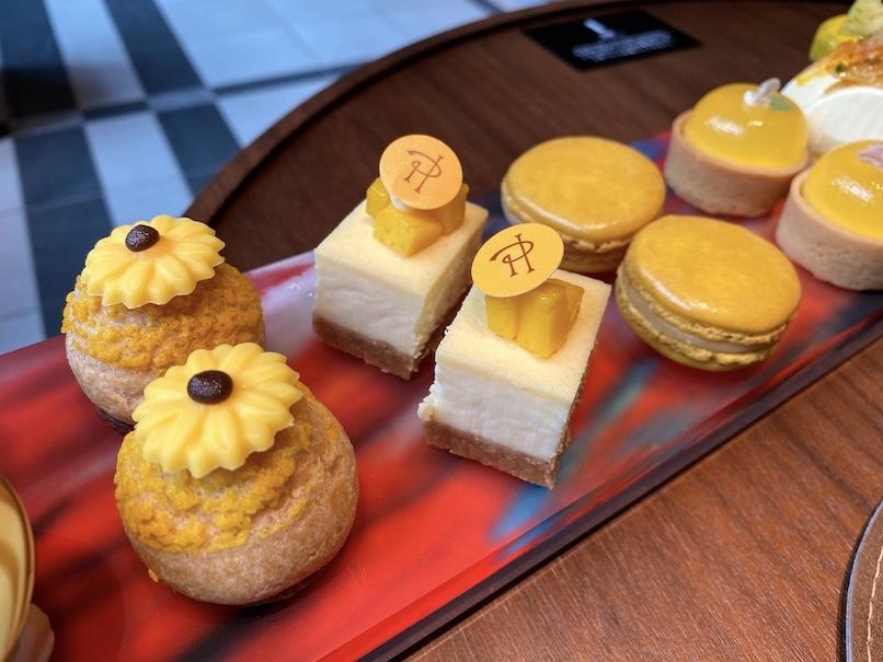 キンプトン新宿東京のアフタヌーンティーをブログレポート(Top画像)