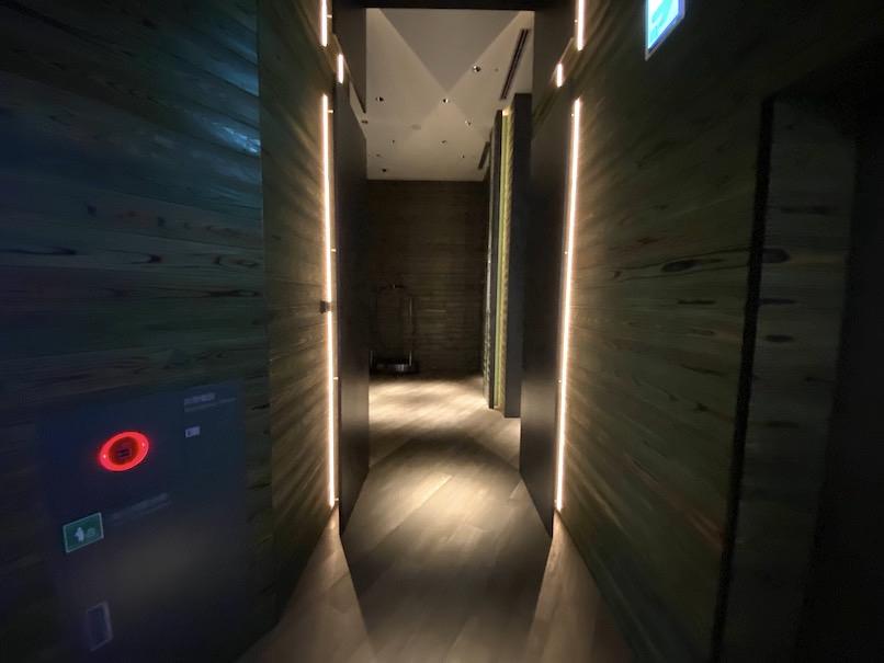 キンプトン新宿東京:エレベーターホール