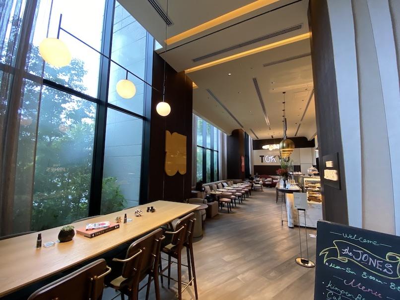 キンプトン新宿東京の「イブニングソーシャルアワー」と「モーニングキックスタート」をブログレポート(Top画像)