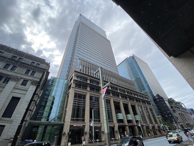マンダリンオリエンタル東京:ホテルの外観