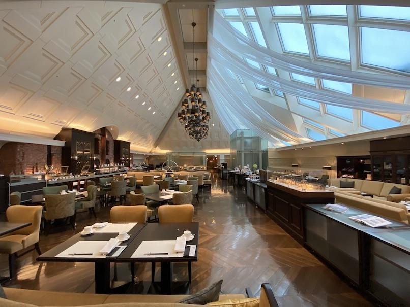 東京ステーションホテルの朝食をブログレポート(Tpo画像)