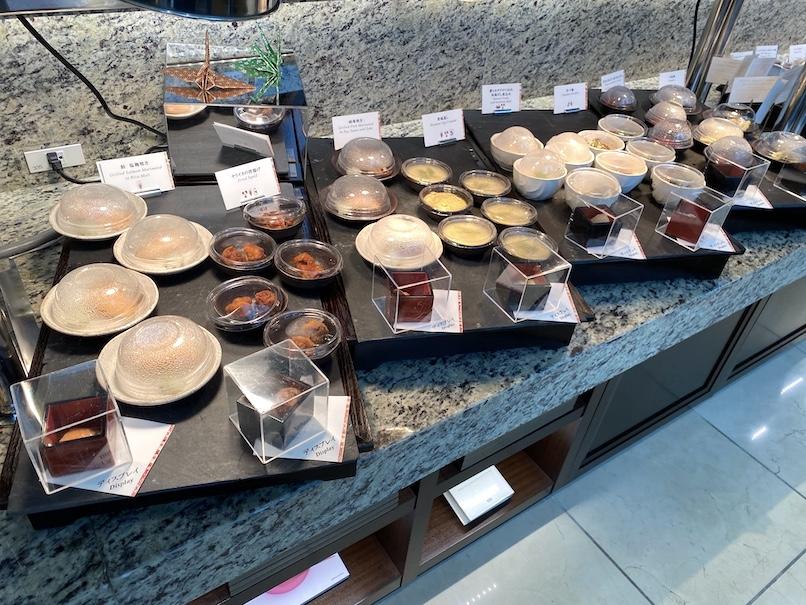 東京ステーションホテル「アトリウム」:朝食ビュッフェ(和食のメイン)