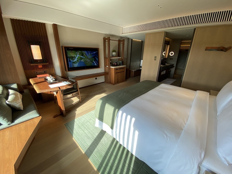 HOTEL THE MITSUI KYOTO(ホテルザ三井京都)の客室:全体像
