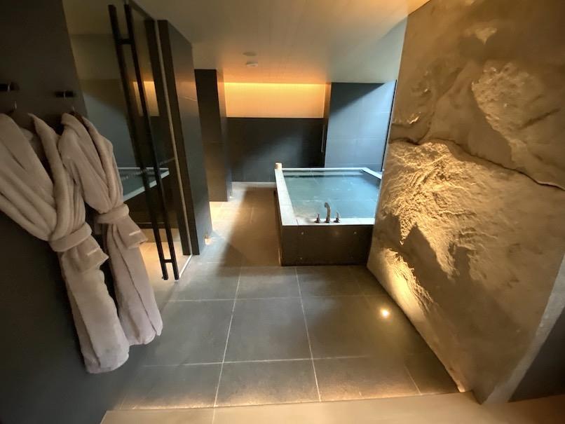 HOTEL THE MITSUI KYOTO(ホテルザ三井京都)の「サーマルスプリングSPA」と「プライベート温泉」をブログレポート(Top画像)