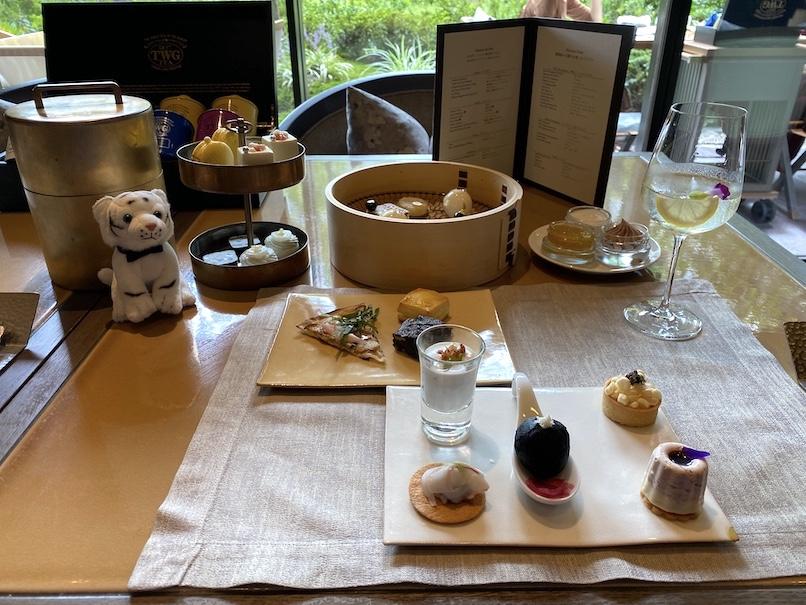 HOTEL THE MITSUI KYOTO(ホテルザ三井京都)のアフタヌーンティーをブログレポート(Top画像)
