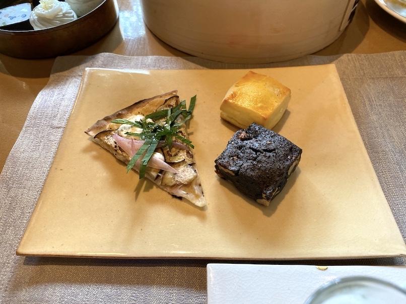 HOTEL THE MITSUI KYOTO(ホテルザ三井京都)のアフタヌーンティー:フード(セイボリー2)