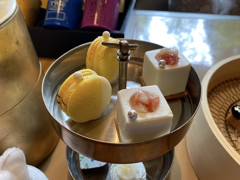 HOTEL THE MITSUI KYOTO(ホテルザ三井京都)のアフタヌーンティー:フード(スイーツ3)