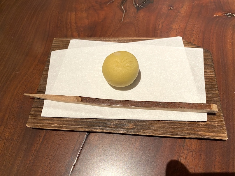 HOTEL THE MITSUI KYOTO(ホテルザ三井京都)のアクティビティ:お抹茶のふるまい(和菓子)