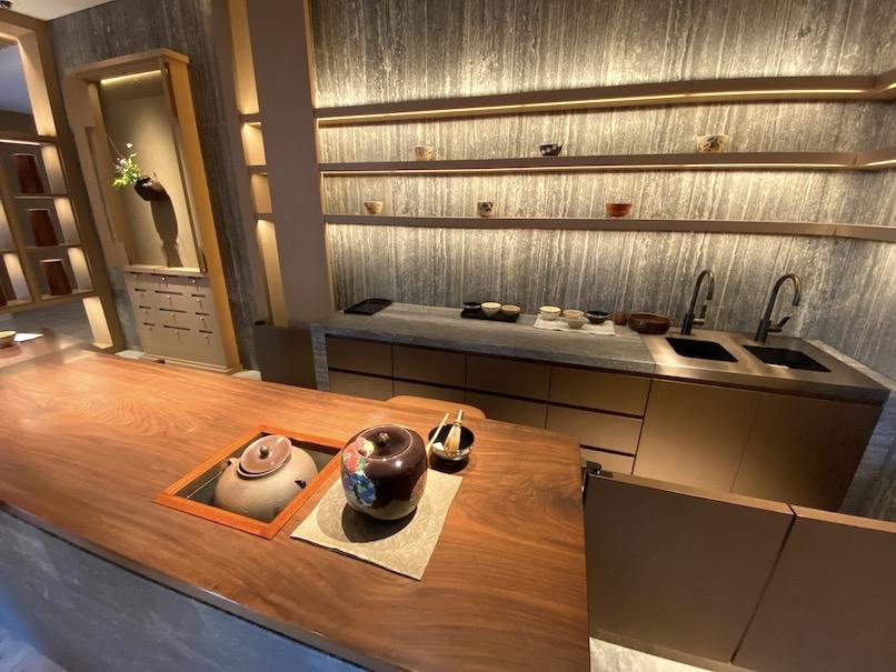 HOTEL THE MITSUI KYOTO(ホテルザ三井京都)のアクティビティ:お抹茶のふるまい(茶居)