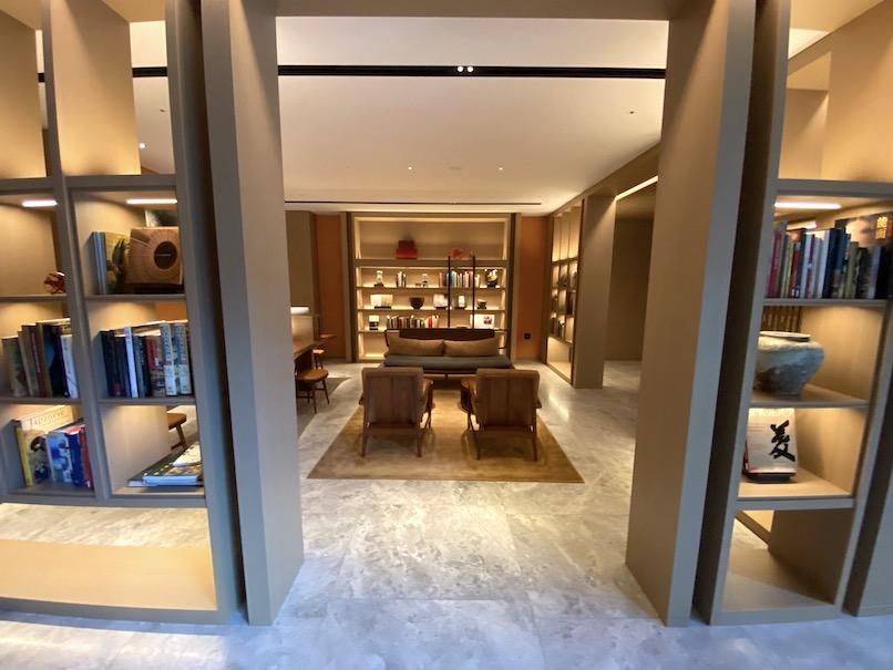 HOTEL THE MITSUI KYOTO(ホテルザ三井京都)のアクティビティ:アートツアー(ライブラリー1)